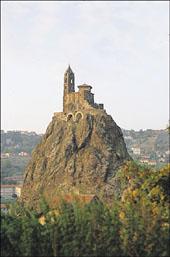 rocher d'Aiguilhe (43)